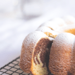 Dinkel-Marmorkuchen